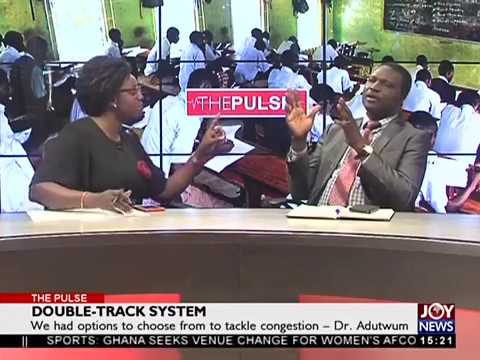 Double-Track System - The Pulse on JoyNews (26-7-18)