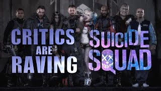 Suicide Squad Bad Reviews Trailer