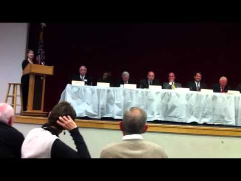 "Indiana General Assembly Legislative Forum ""Lightning Round"" Question #3"