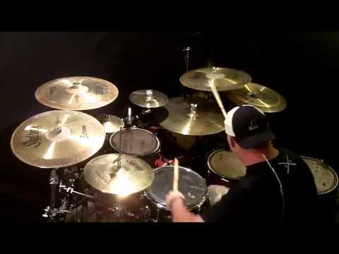 Lostprophets - Bring Em Down Drum Cover NEW 2012