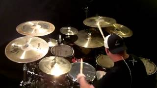 Lostprophets - Bring Em Down Drum Cover NEW 2012