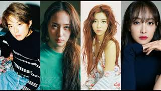 [RANKING] How Would f(x) sing -  'Lil' Touch ' by Girls' Generation