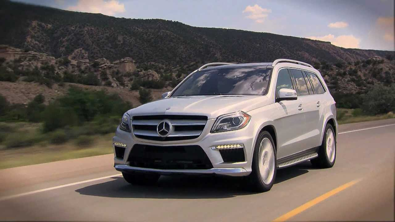 all new 2013 gl class off road in santa fe mercedes benz luxury suv youtube. Black Bedroom Furniture Sets. Home Design Ideas