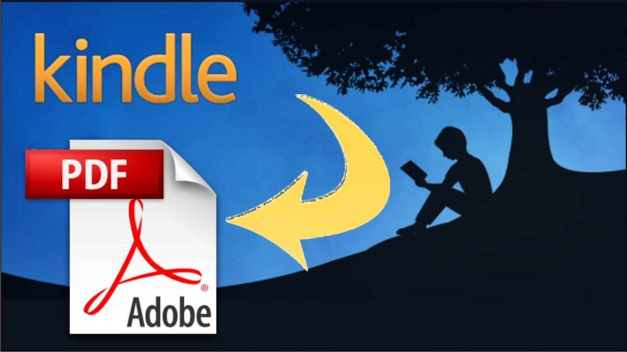 Como converter Kindle para PDF - Imprimir livro
