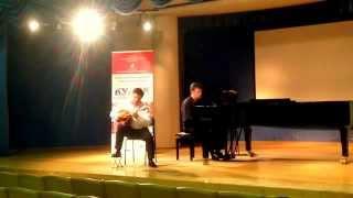 Тамарин концерт 1 часть
