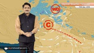 19 अप्रैल मौसम पूर्वानुमान: पंजाब, पश्चिम बंगाल में बारिश; मध्य प्रदेश में लू के आसार