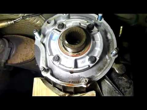 1997 jeep grand cherokee transmission output seal leak part 5 of 5 youtube. Black Bedroom Furniture Sets. Home Design Ideas