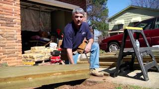 How To Build a Residential Ramp thumbnail