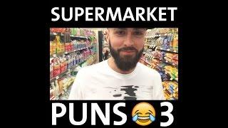 Supermarket Puns (Part 3)