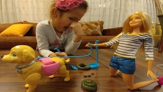 Video Barbienin köpeği chaelse kaka yapıyor barbie temizliyor, eğlenceli çocuk videosu, toys unboxing download MP3, 3GP, MP4, WEBM, AVI, FLV November 2017