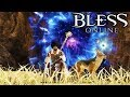 BLESS ONLINE - My First Dungeon - Let's Play Bless Online Steam US Gameplay Part 6 (Story Questing)