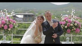Свадебный фильм  Антон и Кристина