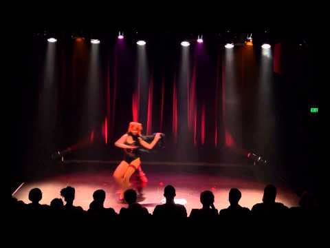 Headliner Masterclass & Act Development Student Solo Debuts- Bombshell Burlesque & Beauty Academy