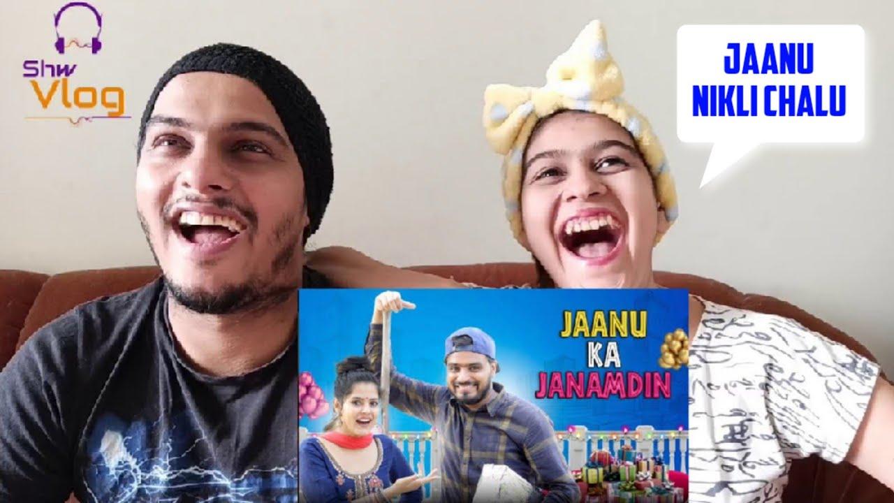 Jaanu Ka Janamdin Reaction - Amit Bhadana  || Shw Vlog