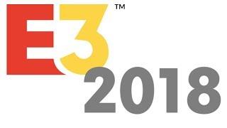 E3 2018 Vlog -  Nintendo, Smash Bros Ultimate, & More With Abdallah! [🔴LIVE]