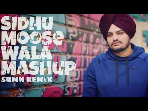 Sidhu Moose Wala Mashup Vol.2 | SRMN ft. Justin Bieber | Latest Punjabi Songs 2018