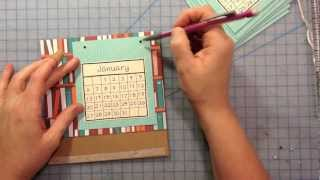How To: Make A Desktop Calendar