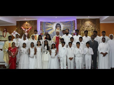St.Michael's Church Feast and First Holy Communion and Confirmation