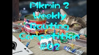 【Pikmin 2】 Weekly Routing Competition #02 - 07:53