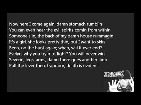 Eminem - Buffalo Bill lyrics [HD]