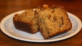 Copycat Recipe For Starbucks Banana Nut Bread! Tastes Like Theirs, But Be Careful, It's Addicting!