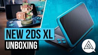The New 2DS XL comes out next week so here's an early unboxing to s...
