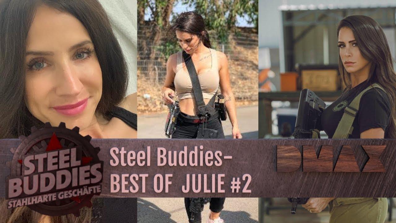 Julie Steel Buddies