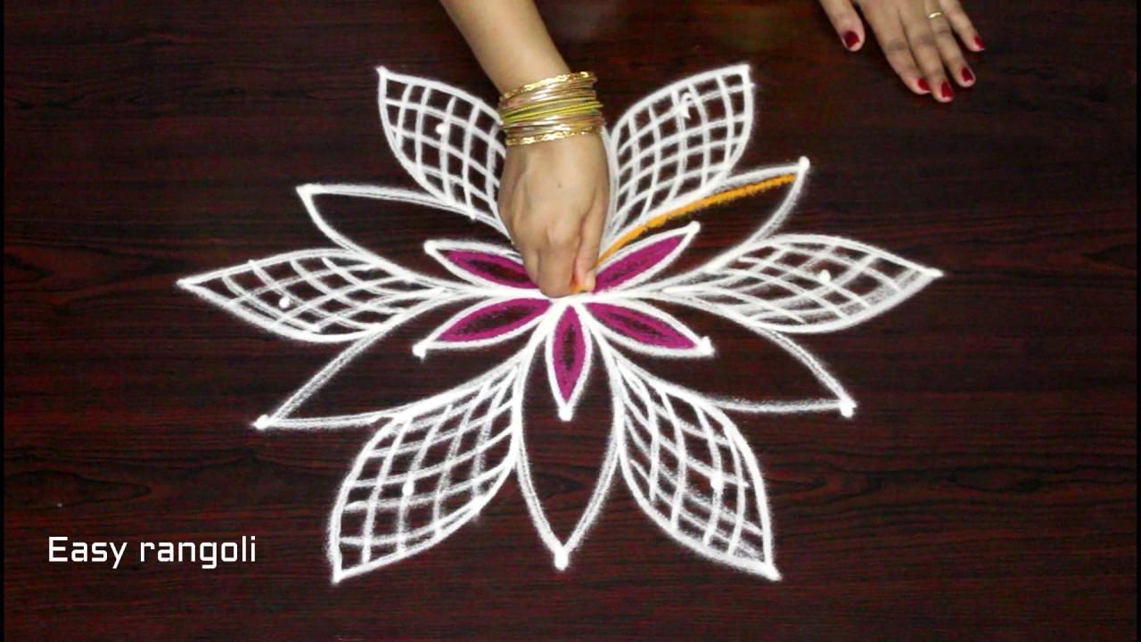 rangoli designs: Latest News, Videos and Photos of rangoli ...