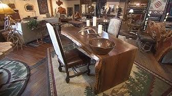Littlebranch Farm Custom Furniture | Tennessee Crossroads | Episode 3136.1