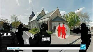 Attentat Saint-Étienne-du-Rouvray : le second tueur formellement identifié
