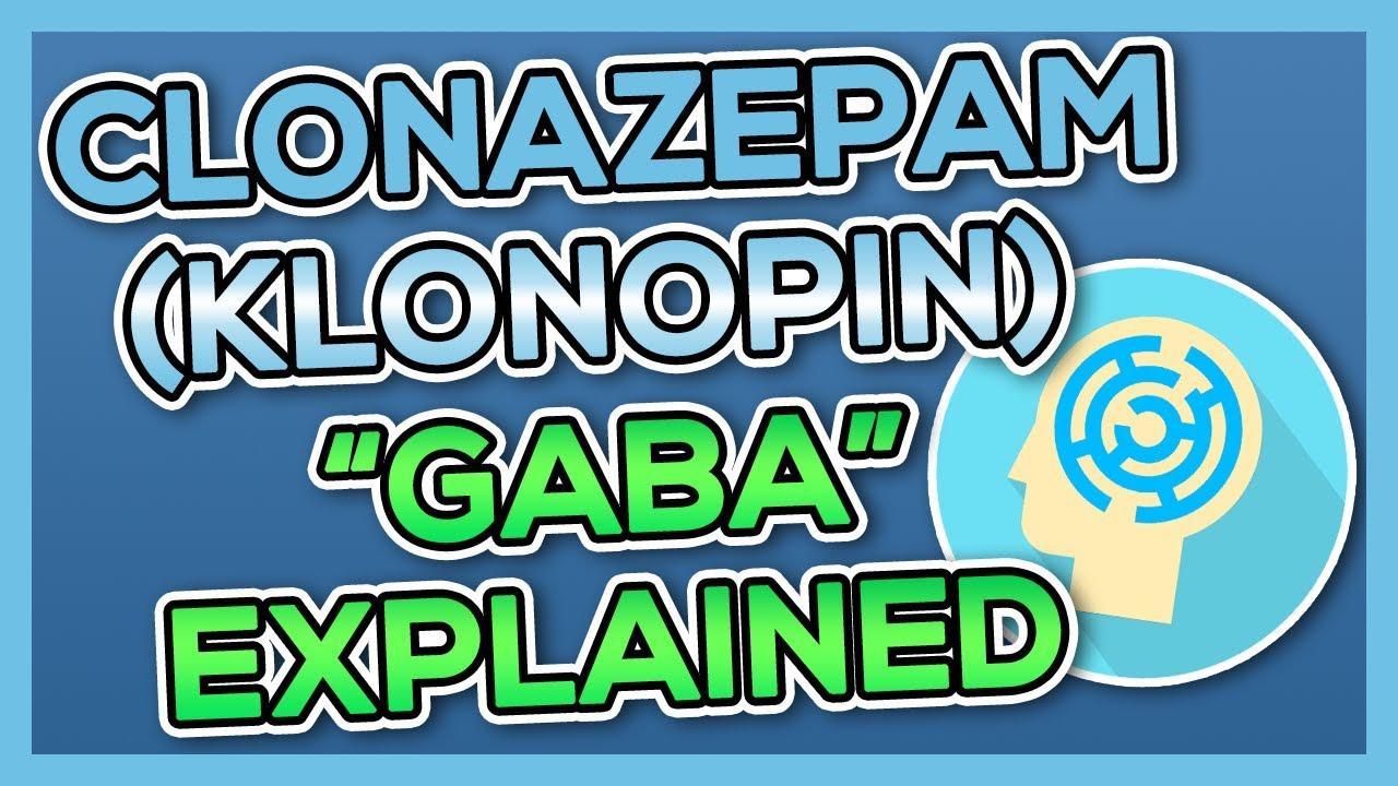 klonopin fogyás mellékhatások