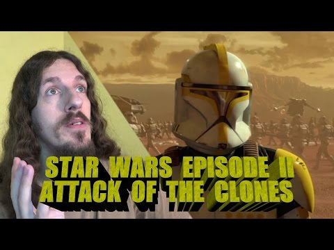 Star Wars Episode II Attack of the Clones Review