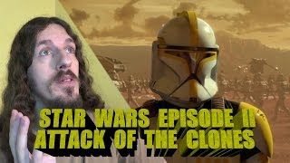 Baixar Star Wars Episode II Attack of the Clones Review