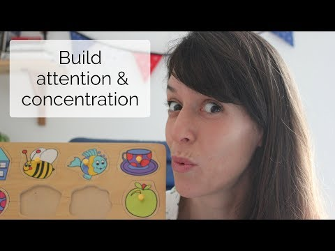 How to improve your child's attention span