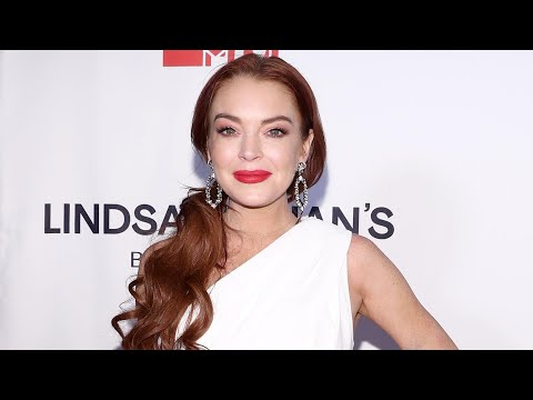 Lindsay Lohan Drops XANAX Music Video -- Watch!