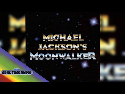 Michael Jackson - Dance Attack 1 -12 - Moonwalker genesis sega