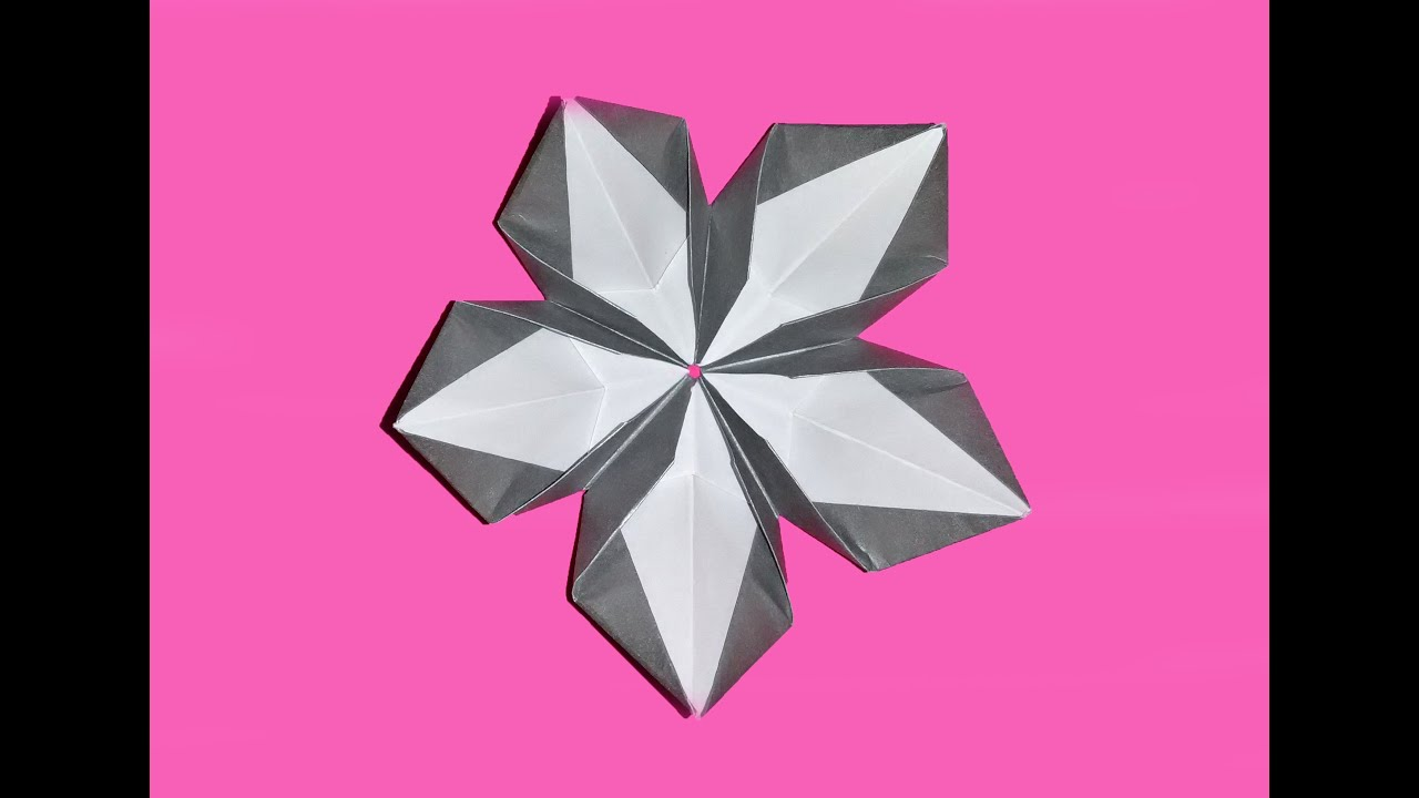 Christmas Origami Flower Diagram Wiring China Atv Very Easy To Do Ideas For Gift Decor