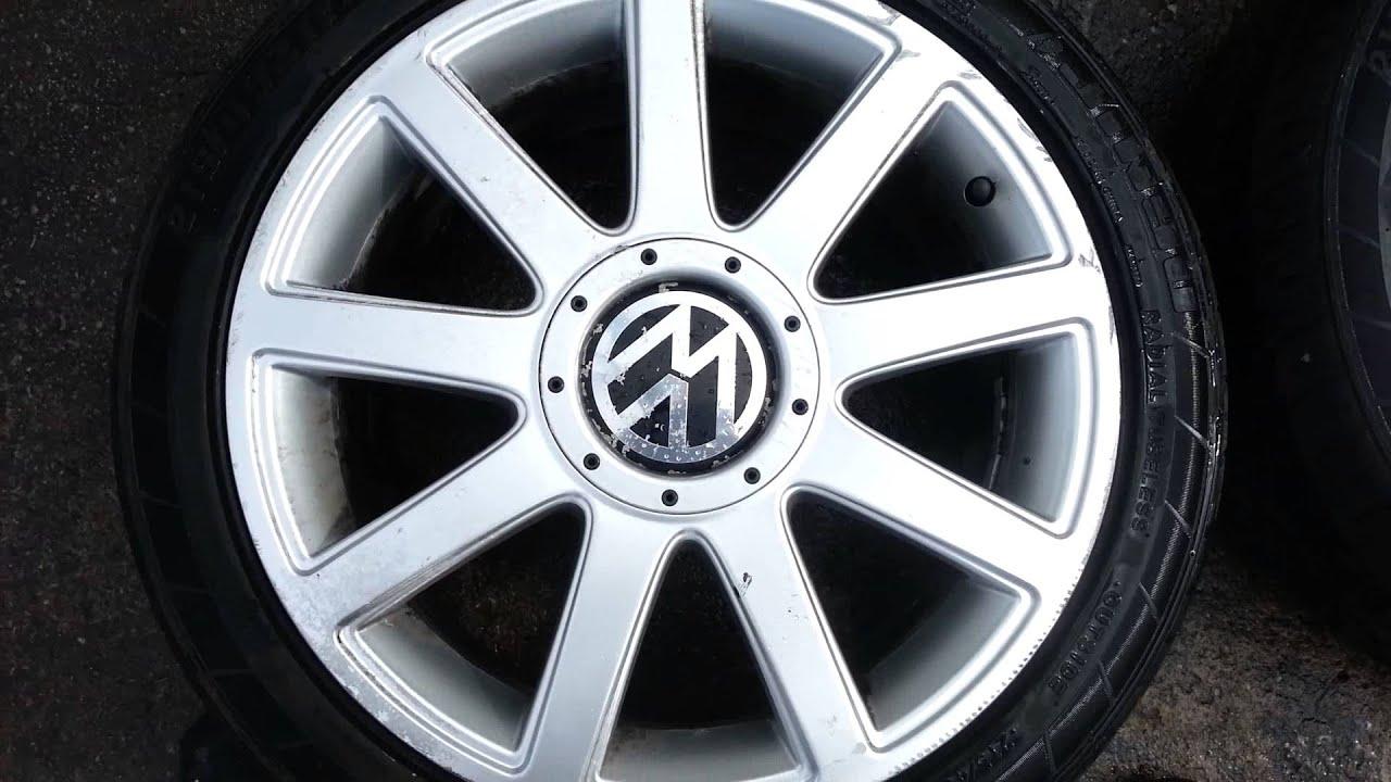 vw golf mk4 17 inch alloy wheels - 167.2KB