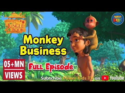 The Jungle Book Monkey Business | Hindi Kahaniya| Hindi Moral Stories
