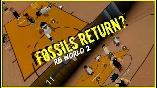FOSSILS RETURN!? | RB World 2