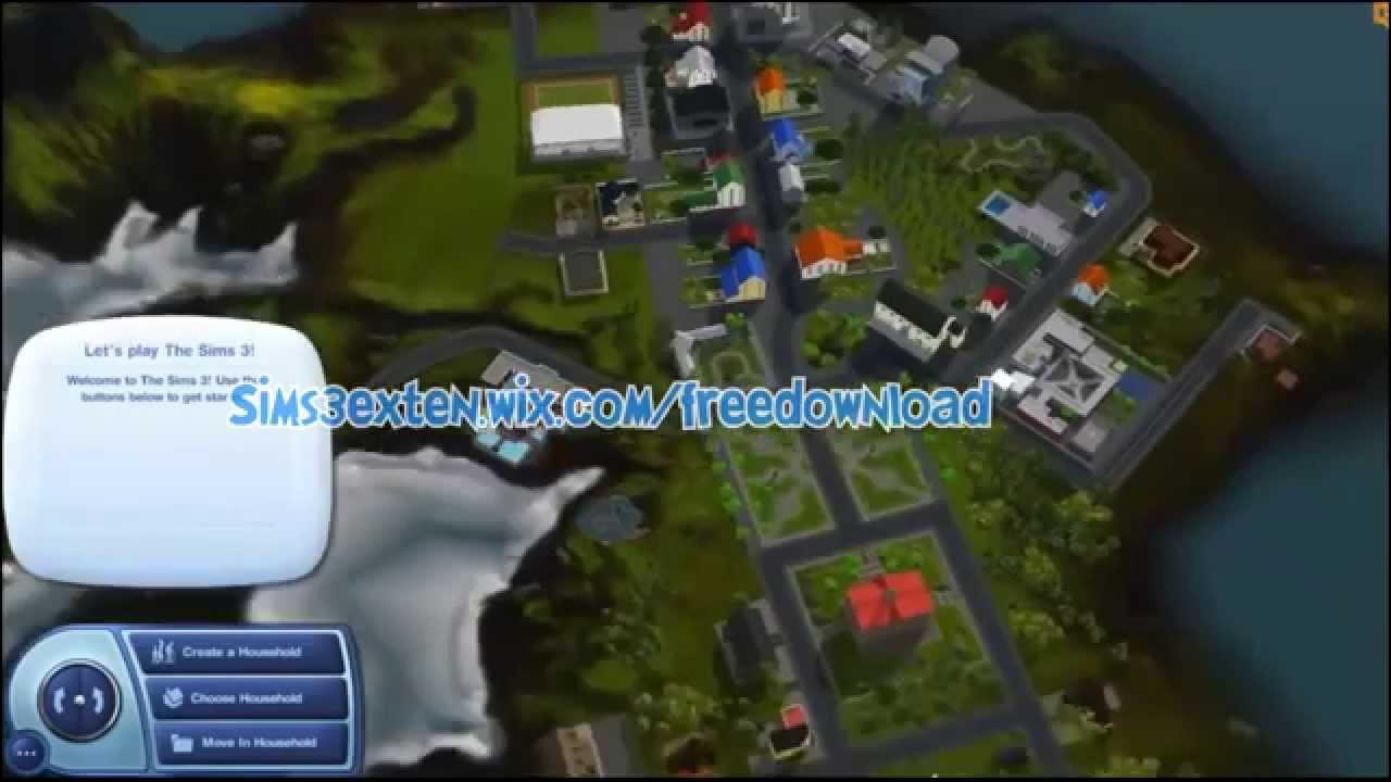 the sims 3 gratis download mac