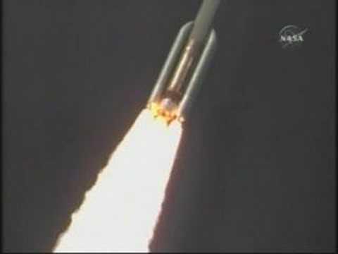 Launch of NASA's New Horizons Spacecraft