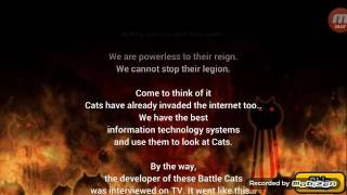 Коты атакуют!!!The Battle Cats.