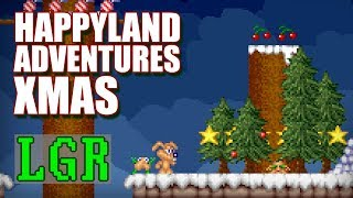 LGR - Happyland Adventures Xmas Edition Review