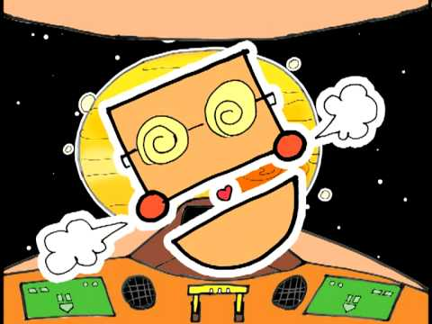 Animation แนะนำระบบสุริยจักรวาล
