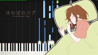 Ame no Parade - Morning (Honobono Log OP.) [Synthesia] ▶ Arr. by Pikasfed