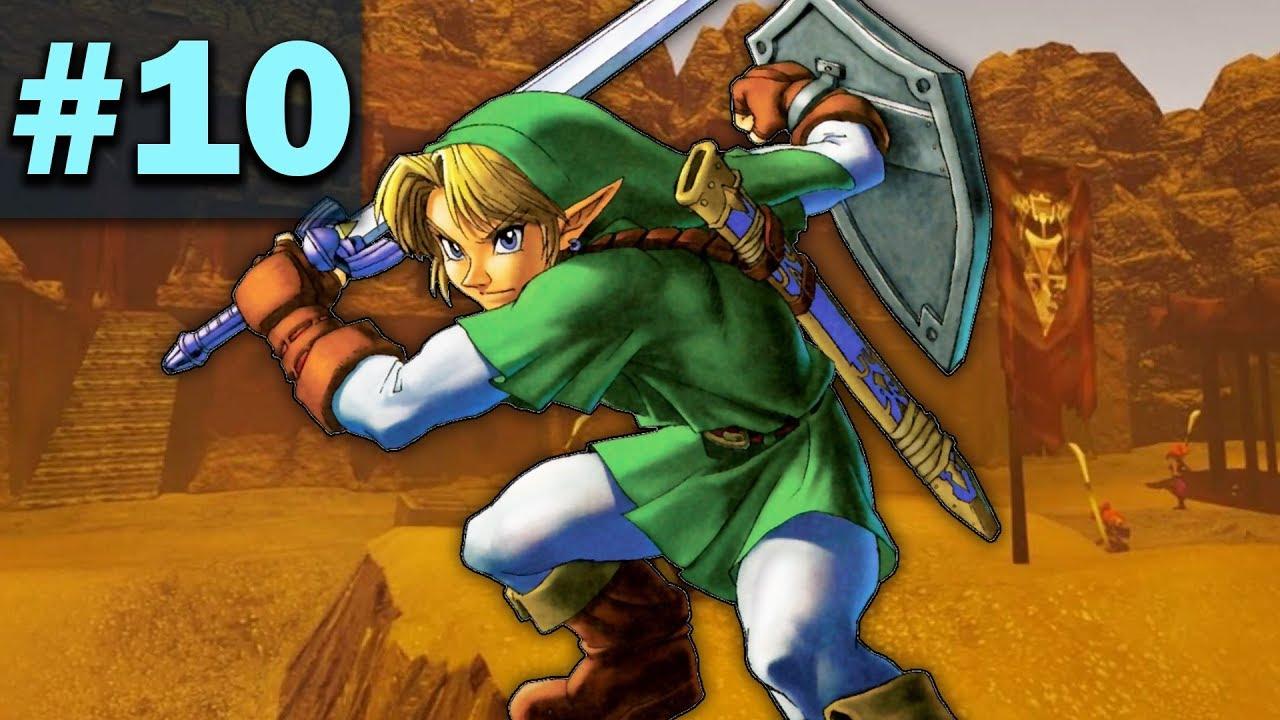 Zelda: Ocarina of Time Keysanity Randomizer - Part 10 (Happy Holidays)
