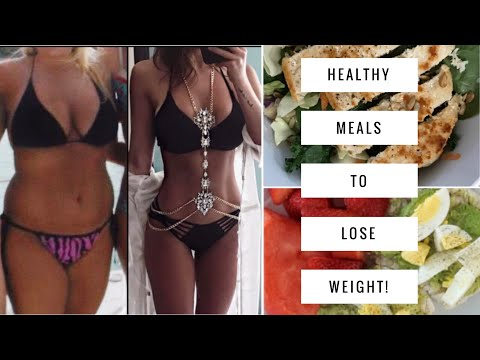 What I eat in a day | healthy meal ideas to lose weight | BeeisforBeeauty