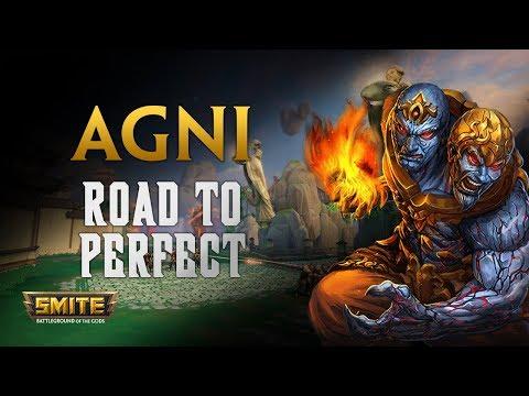 SMITE! Agni, Porque existe ese dios!?!? Rage...! Road To Perfect S5 #5