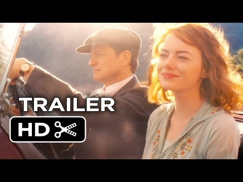 Magic in the Moonlight Official Trailer #1 (2014) - Emma Stone, Colin Firth Movie HD